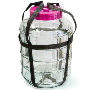 Бутыль с гидрозатвором 15л