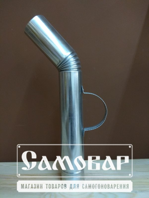 Труба оцинкованная для самовара
