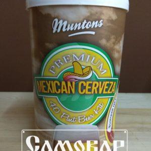 Пивной экстракт MUNTONS MEXICAN CERVEZA 1,5 КГ