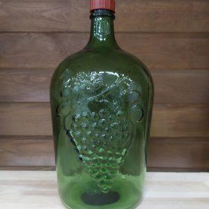 Бутыль зеленая 5 литров