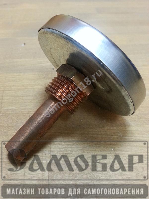 Термометр биметаллический ТБП63 2