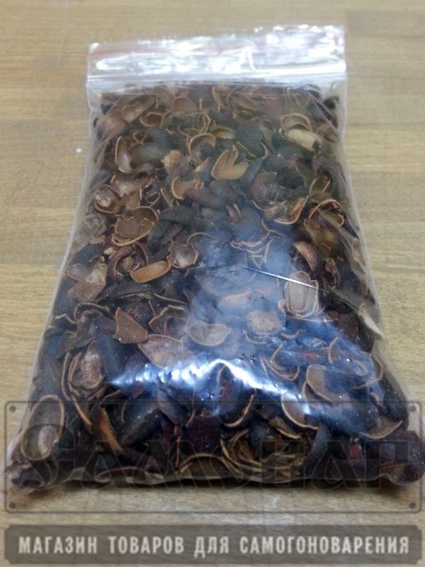 Кедровая скорлупа (50 гр) 2