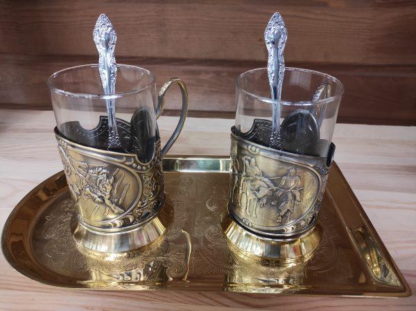 Подарочный набор Чайная пара